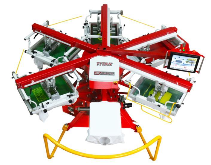 Anatol Titan Automatic Press