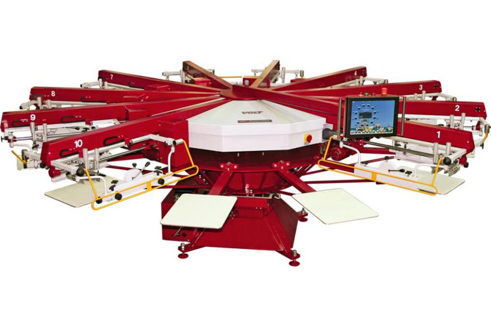 Anatol Volt Automatic Press