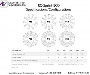 ROQ ECO Spec Sheet