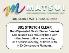 Matsui 301 Stretch Clear Base