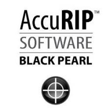 AccuRIP Black Pearl Inkjet Printer Output Software Includes Free Film