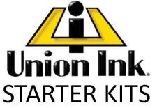 Starter Kit- Union Foil Transfer Kit (Plastisol)