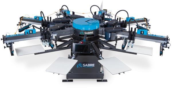 Workhorse Sabre Automatic Press